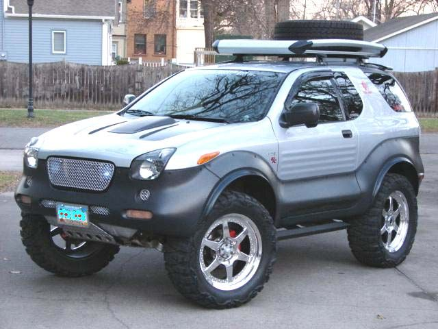 Isuzu Vehicross I Would Rather Have The Black On Of Course