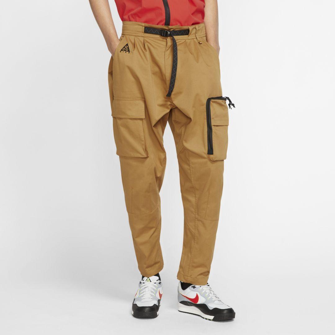 Photo of Nike ACG Men's Woven Cargo Pants. Nike.com