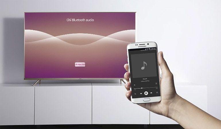 Kết nối với điện thoại qua Bluetooth