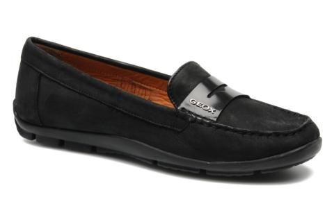 chaussures de séparation f3405 6e3da Geox D JANICE C @Sarenza.com | Shopping | Loafers men, Dress ...