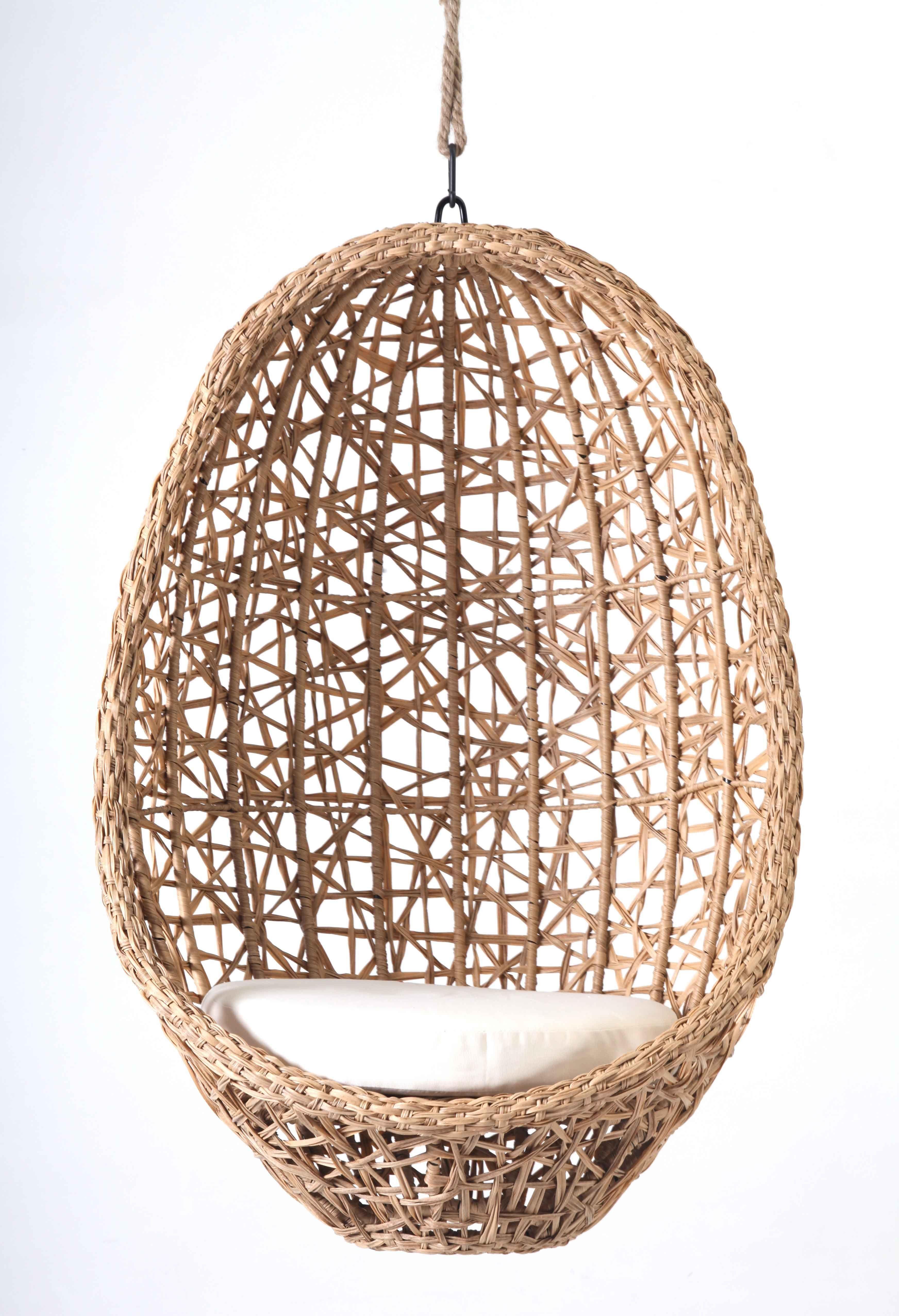 70 s swinging egg chair