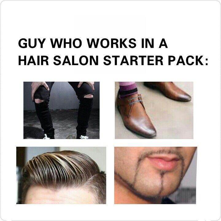 You know it's true Starter packs meme, Funny starter