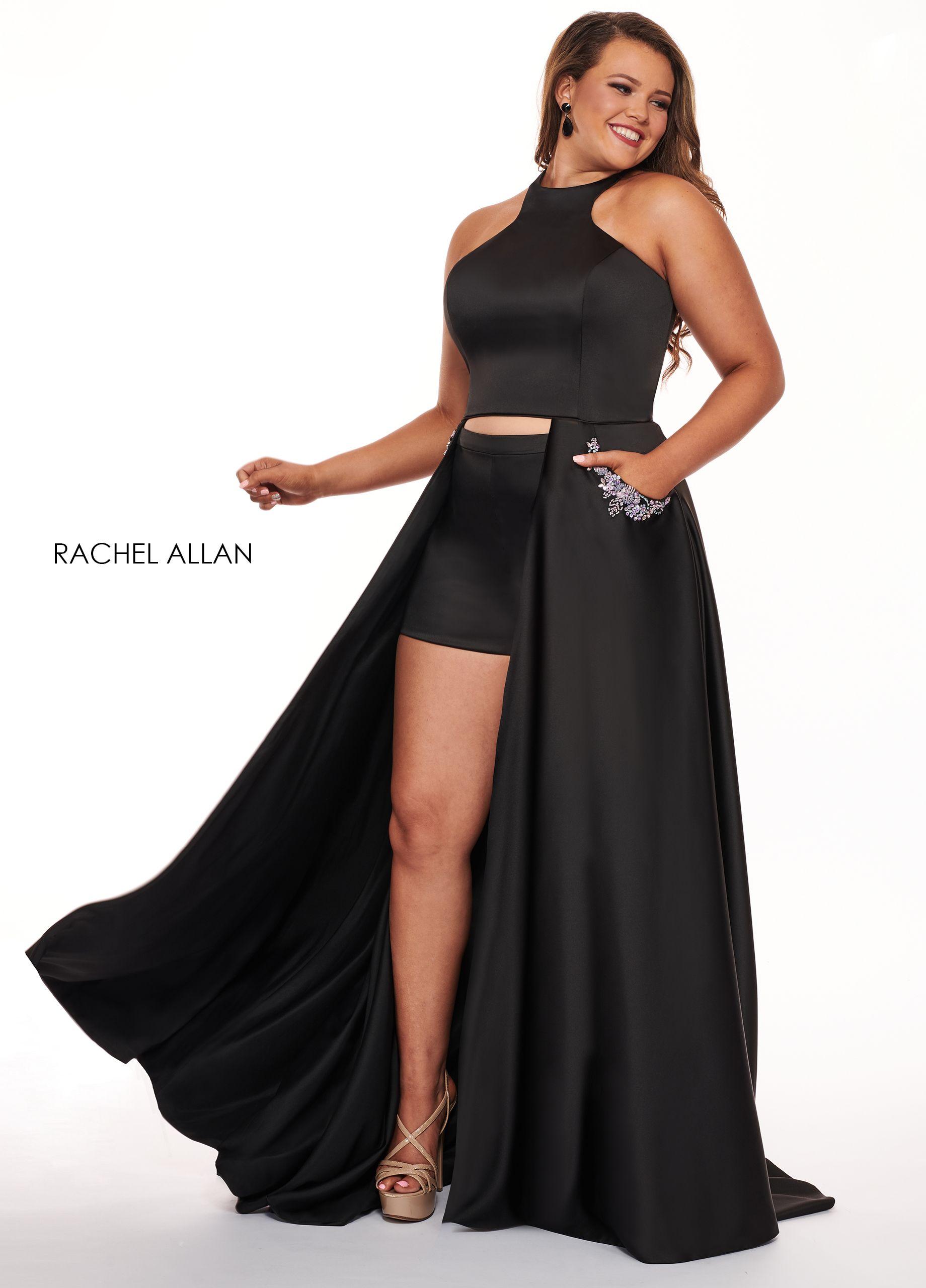 Style 6662 Plus Size Prom Dresses Rachel Allan Dresses Fashion Design Dress [ 2560 x 1840 Pixel ]