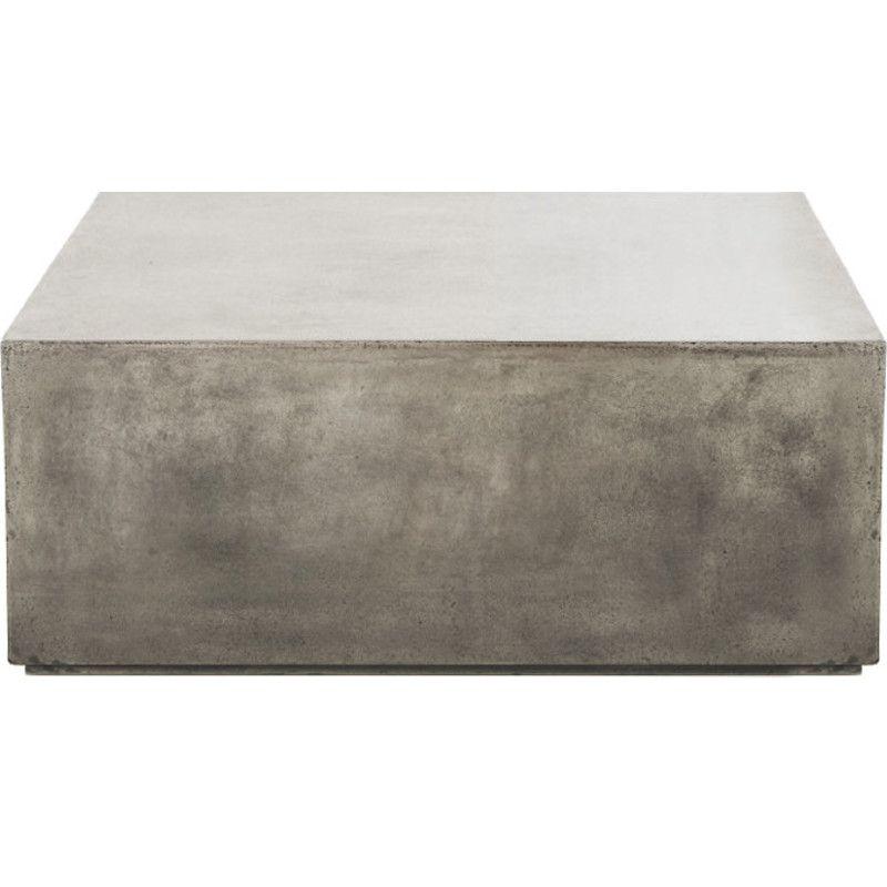square concrete block coffee table 2