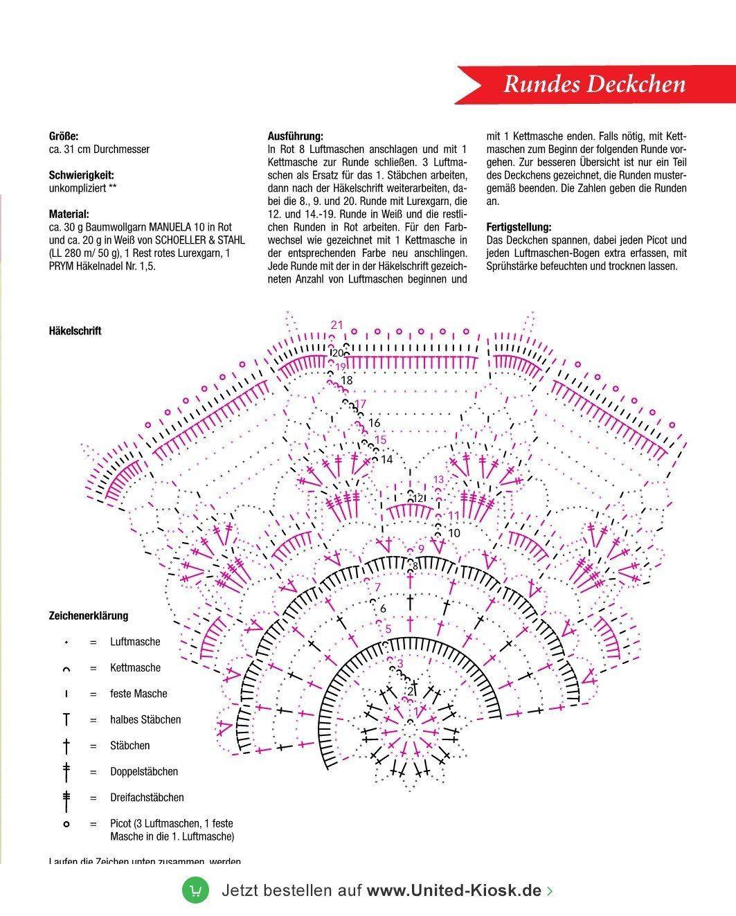 Filethäkeln Leicht Gemacht Leseprobe Ausgabe 22018 Vom 24012018