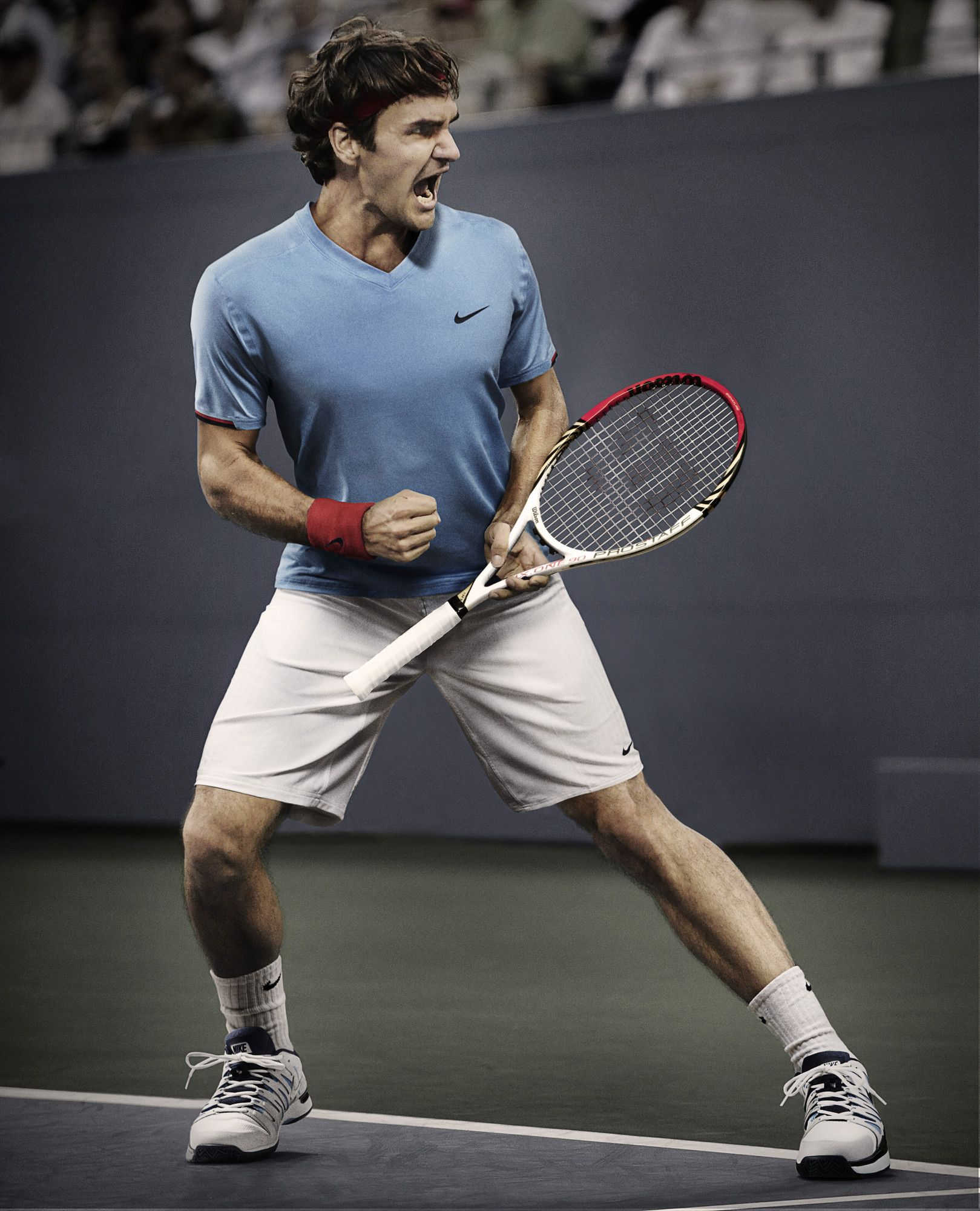 Federer 2012 Us Open Nike Outfit Roger Federer Tennis Nike Tennis