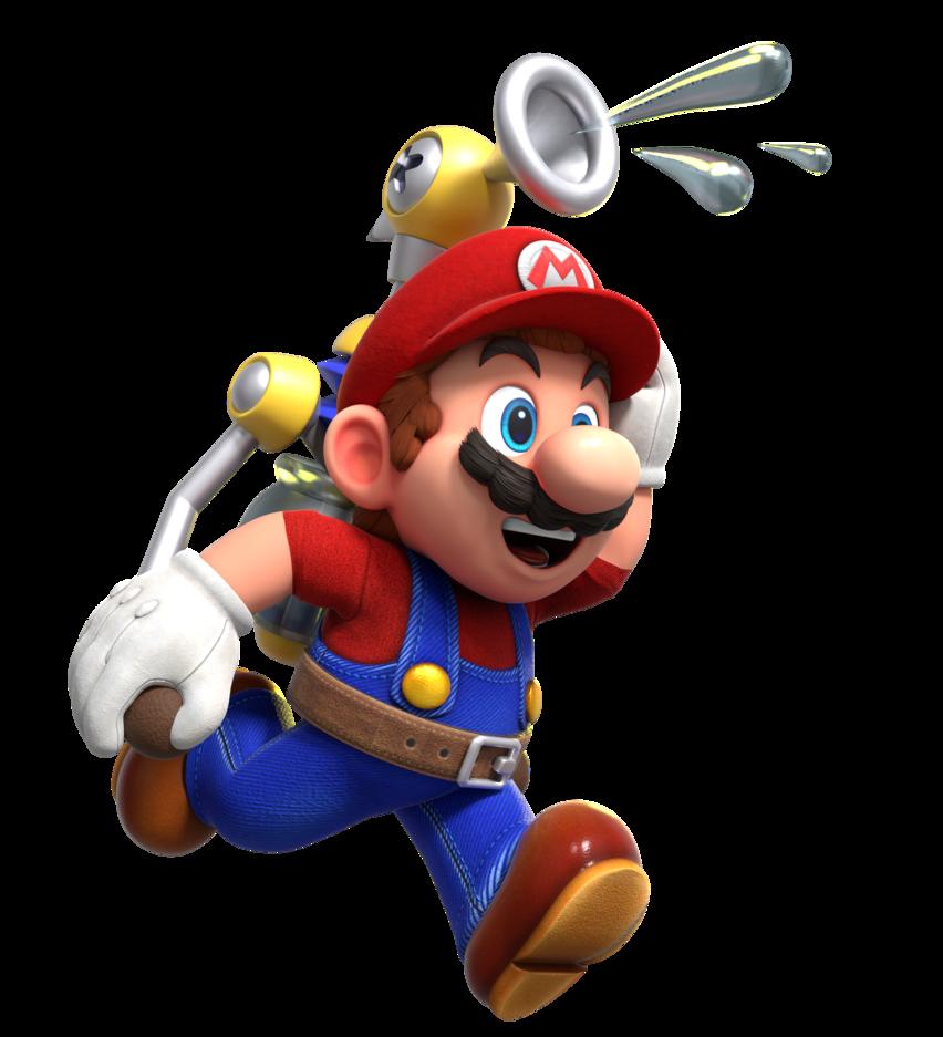 Mario Fludd By Https Sonicjeremy Deviantart Com On Deviantart Super Mario Sunshine Super Mario Bros Mario