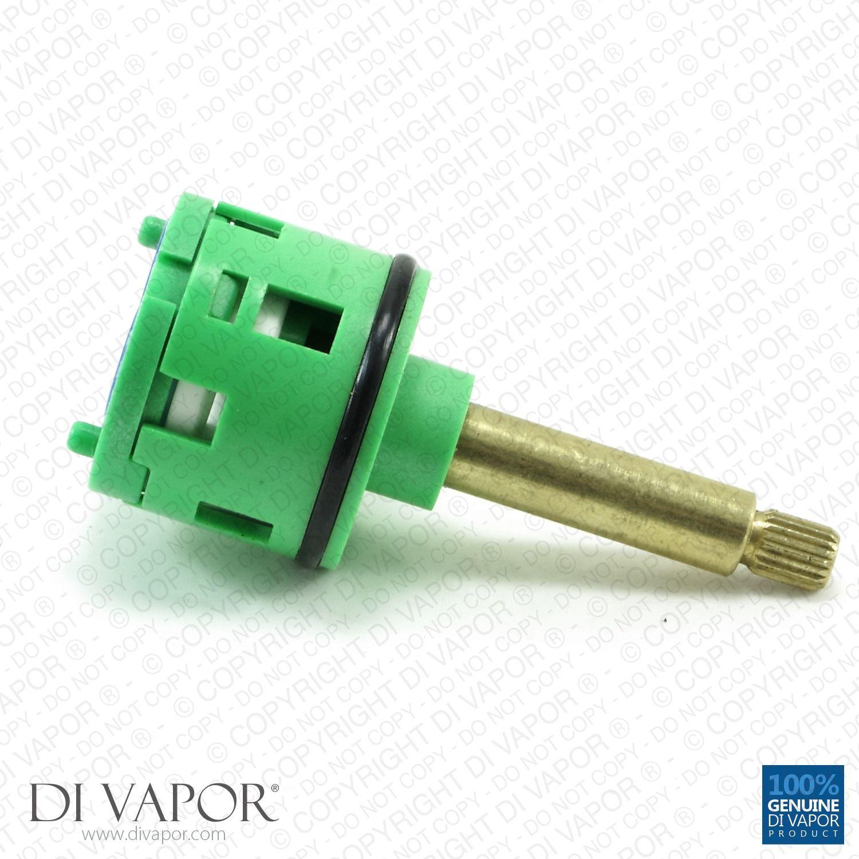 4 Way Diverter Cartridge For Shower Valves 4 Function Selector