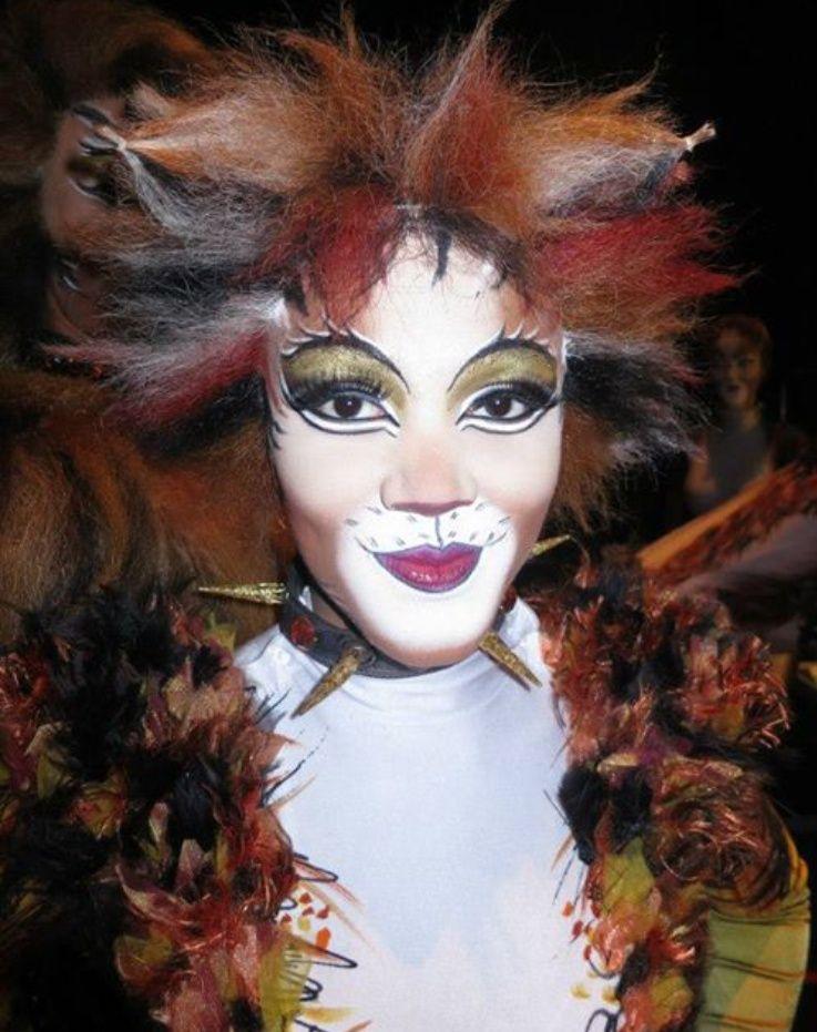 Demeter- Lily Frazer cats uk tour   CATS!