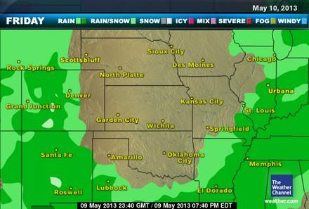 Meade Ks Weather Forecast And Conditions Weather Forecast The Weather Channel Weather