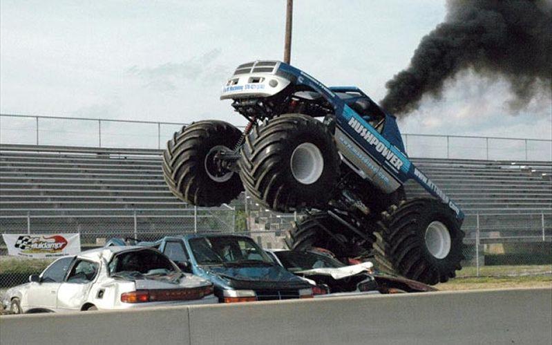 Dodge Ram Monster trucks