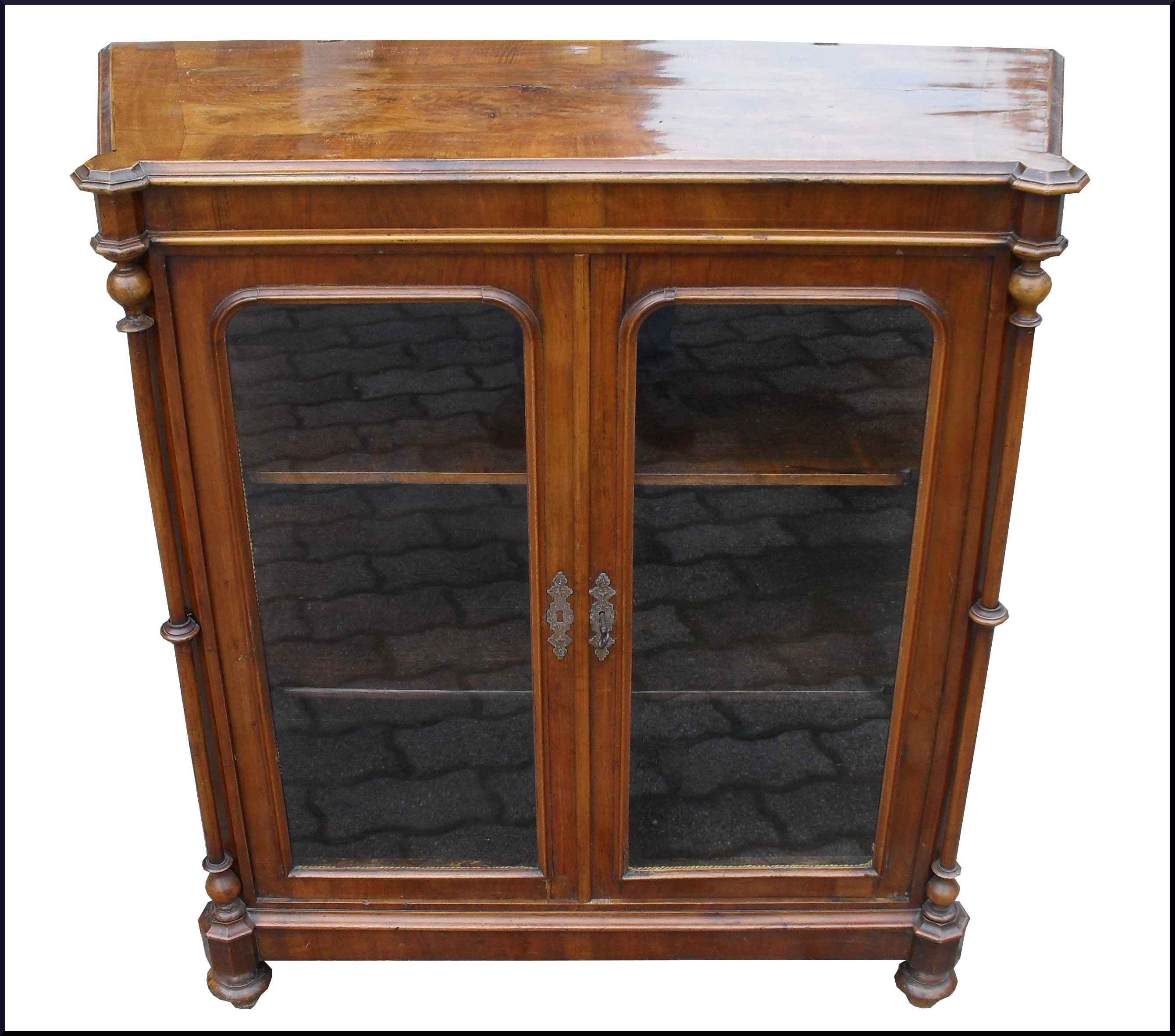 Antica vetrinetta d 39 epoca di fine 800 mobili antichi e d - Mobili fine 800 ...