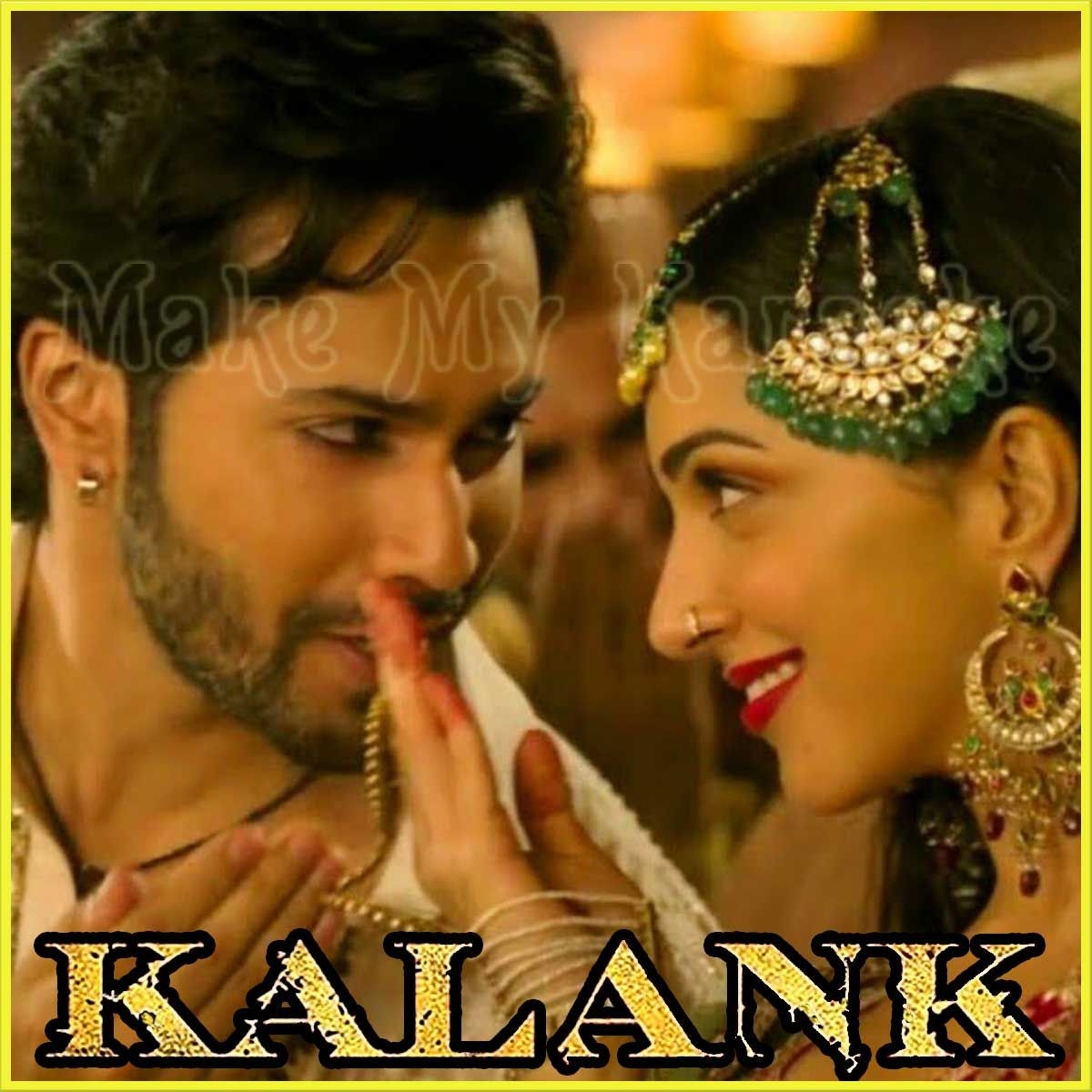 Baki Sab First Class Hai Video Karaoke With Lyrics Kalank Video Karaoke Best Karaoke Songs Karaoke Karaoke Songs