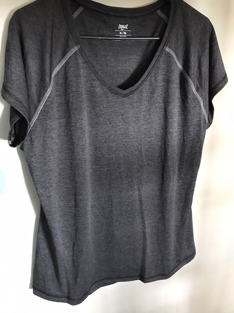 d2c6542223b1 BRAND NEW EVERLAST WOMENS WORKOUT T SHIRT EXTRA LARGE  fashion  clothing   shoes