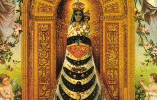 Virgen De Loreto Virgin Mary Madonna Saints