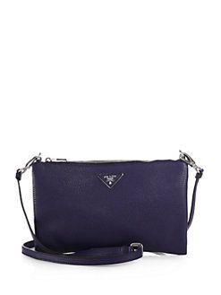 4fc2444d1870 Prada - Daino Crossbody Bag but in black | All Things Pretty ...
