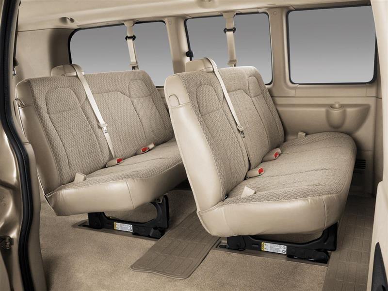 2016 Chevy Express Passenger Van Chevy Express Chevy Passenger