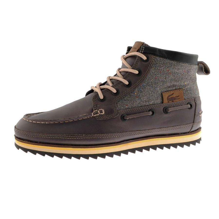 Step Boots Pinterest Mid Lacoste In Grey Dark Sauville qE7xTAXw