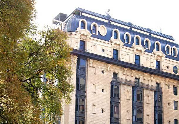 Hermoso hotel en Buenos Aires