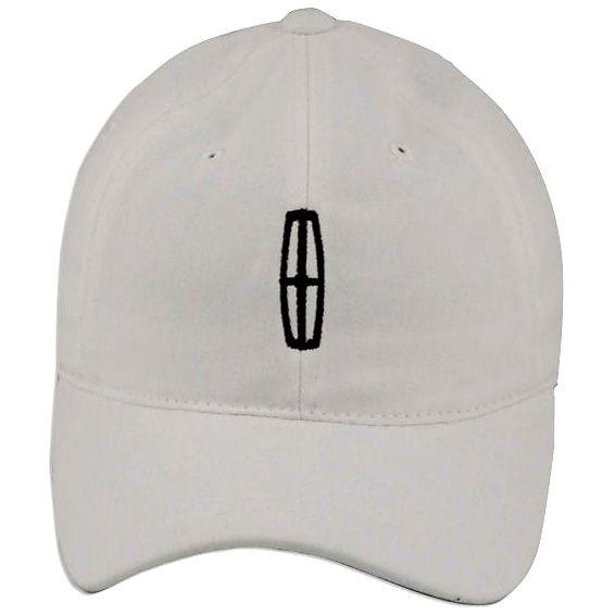 8bd300f88de Lincoln logo hat