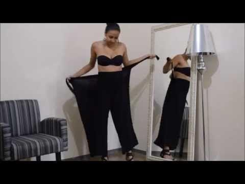 e29dcaf42 Video Calça Multiuso - YouTube