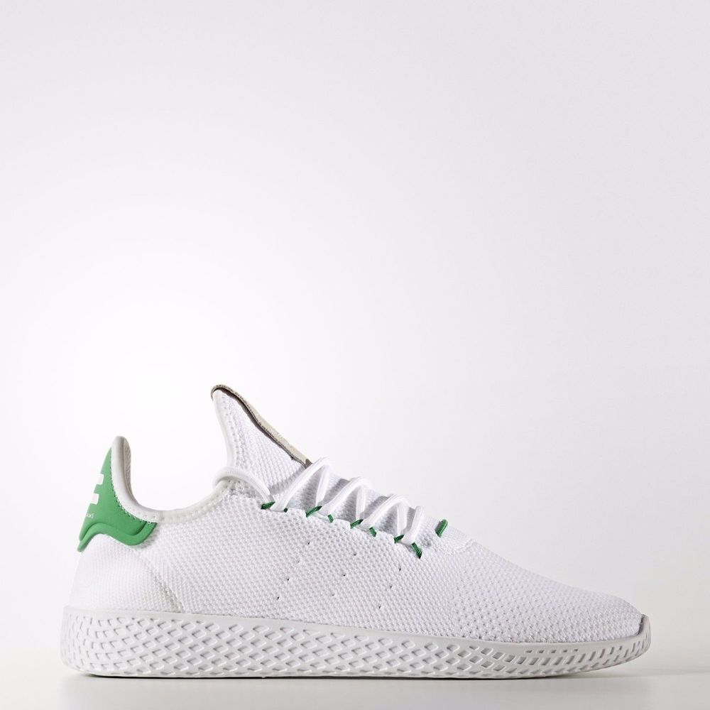 1b7be00421bd2 Pharrell Williams Tennis HU PK - Men s UK10 Yellow - Limited Edition - SOLD  OUT