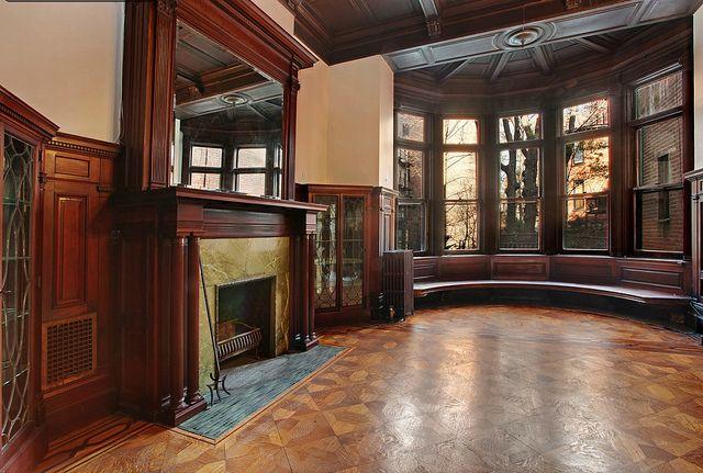 brooklyn pierrepont street victorian brownstone interior