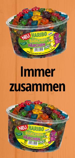 HARIBO BÄRCHEN PÄRCHEN Fruchtgummis günstiger online