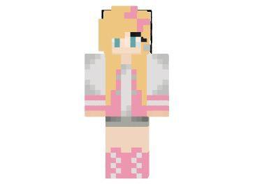 Minecraft Skin Girl Google Da Ara Minecraft Karakterler Resimler Minecraft