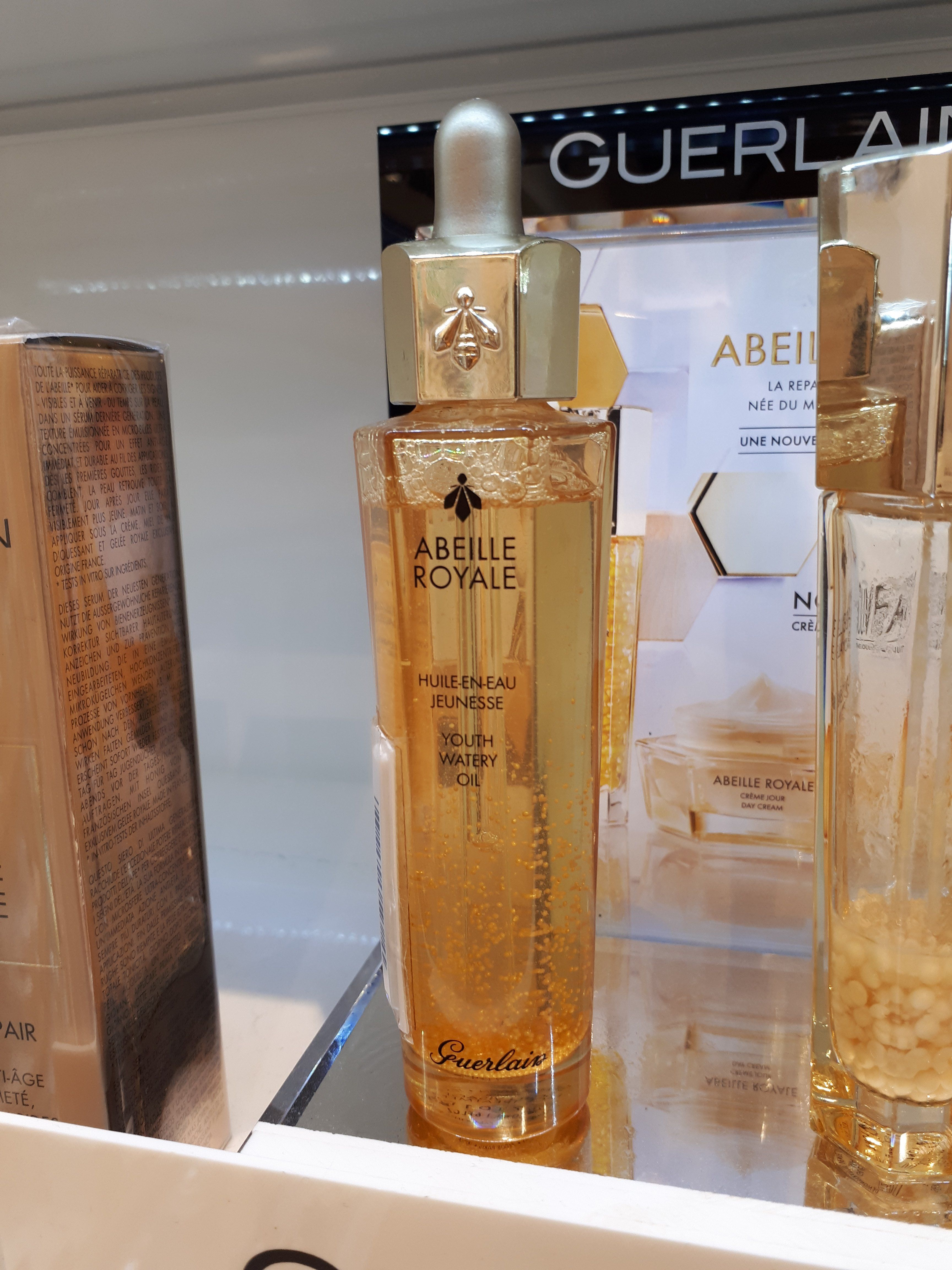 Guerlain Abeille Royale Youth Watery Oil Pearls Are Back