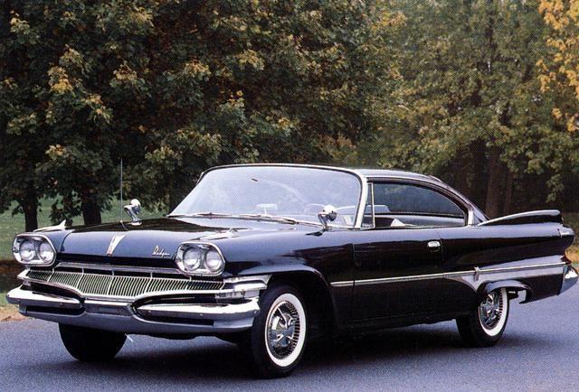 1960 Dodge Dart Phoenix Two Door Hardtop Classic Cars Old