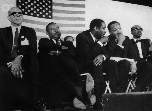 dick gregory martin luther king