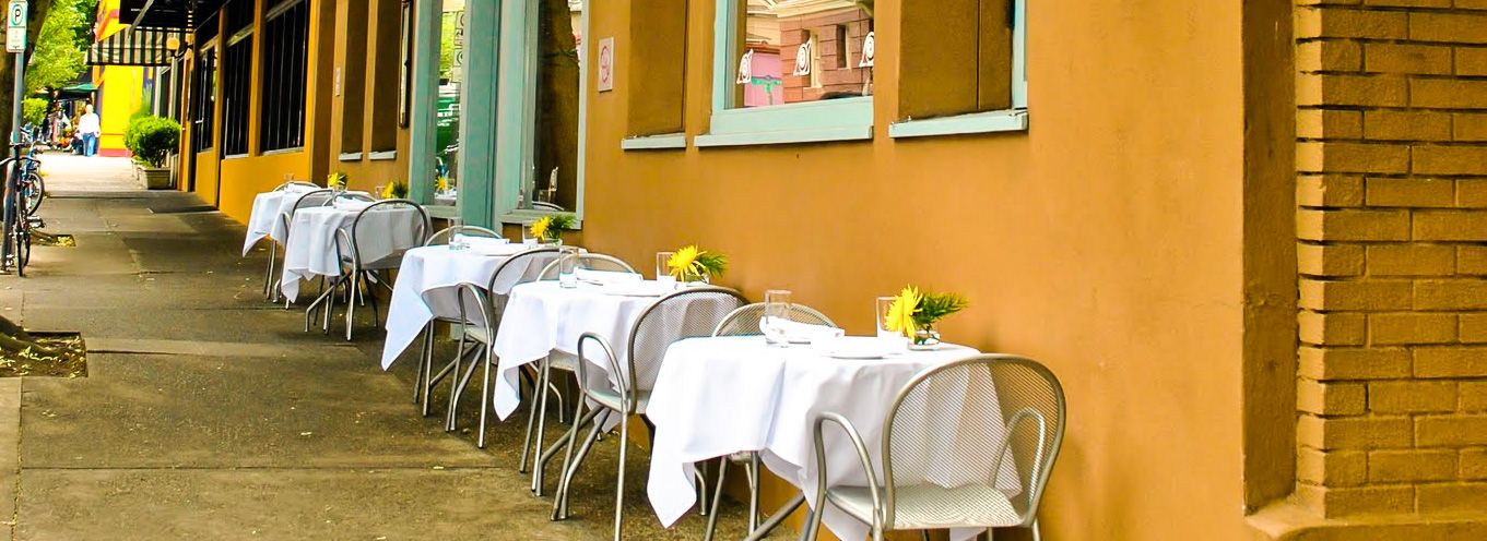 Serratto Restaurant and Bar in Portland is an elegant neighborhood restaurant serving authentic dishes from Italy, France & the greater Mediterranean region