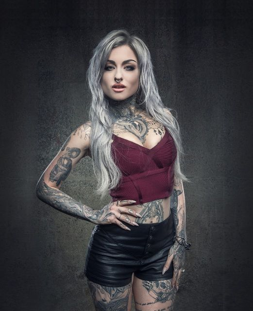 Slipknot 3d Wallpaper Congratulations To 1st Female Ink Master Winner Ryan
