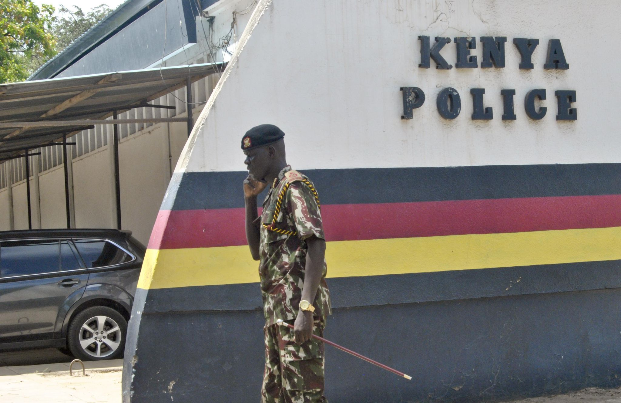Kenyan Police Optimistic About Finding Kidnapped Italian