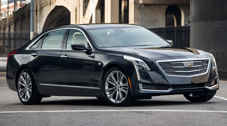 Cadillac Attention German Luxury Sedan Buyers Expand