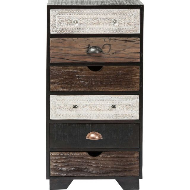 Karedesign Commode Finca 6 tiroirs Kare Design