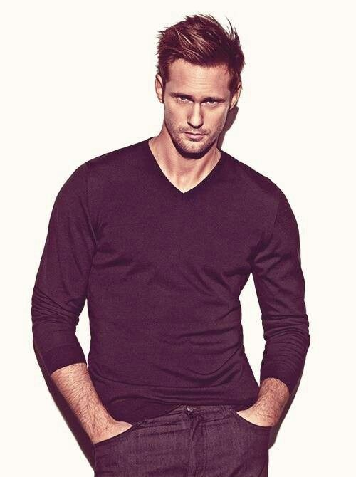 True Blood - took me a while to warm to this guy as Eric but... nice..