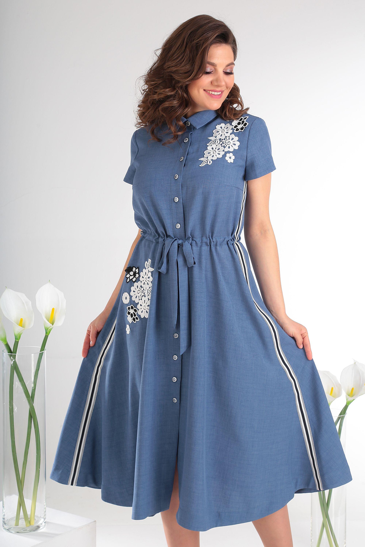 a1515229d5a5 Платье Мода Юрс арт. 2405 т в 2019 г. | идеи шитье выкройки модели ...