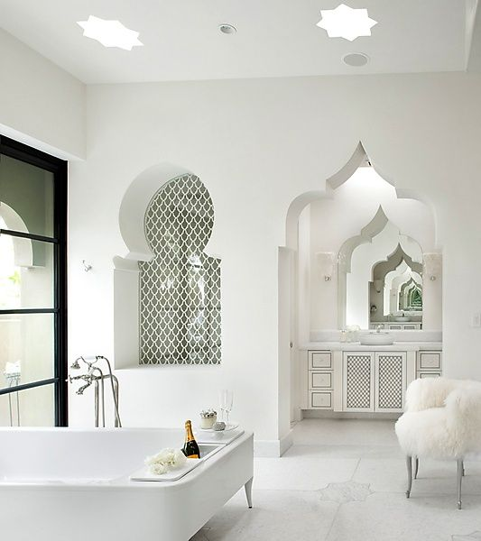 Spectacural Moroccan Style House in L.A | Arabian Ambience ...