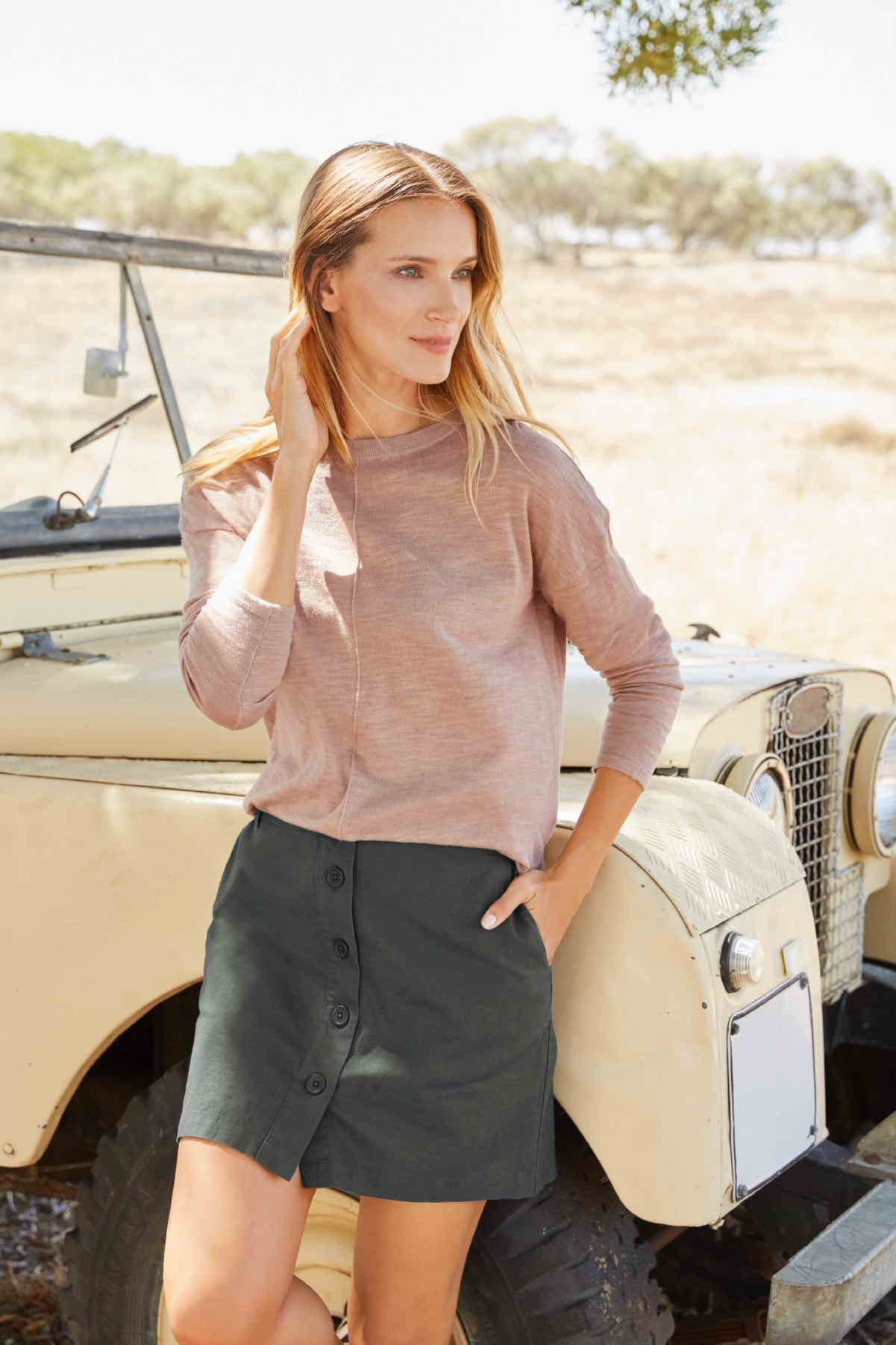 Lidl is launching a super affordable linen clothing range