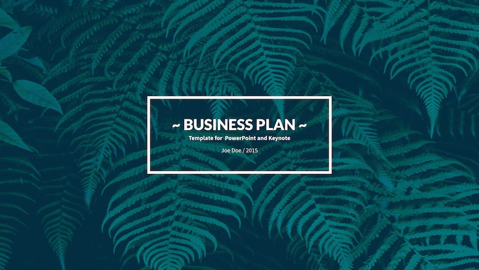 Planning should always be the first step in developing a business - business plans template