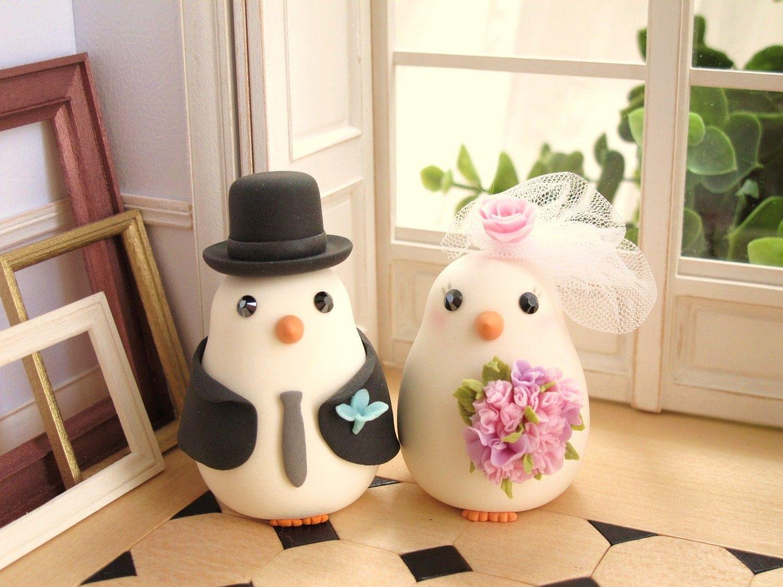 Wedding cake toppers birds ideas wedding weddingcake