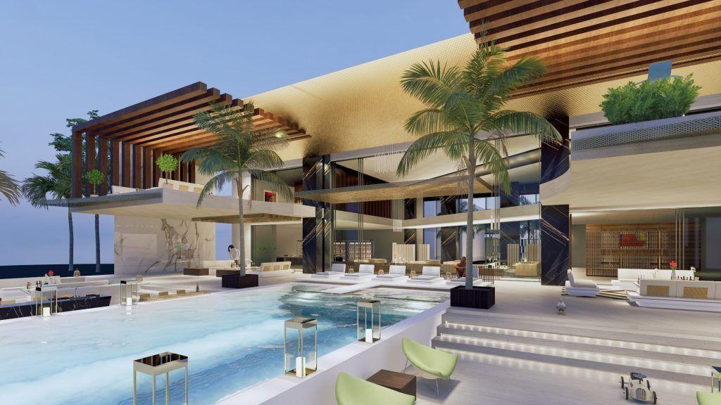 Modern Villas Designs The African House African House Modern Villa Design Villa Design