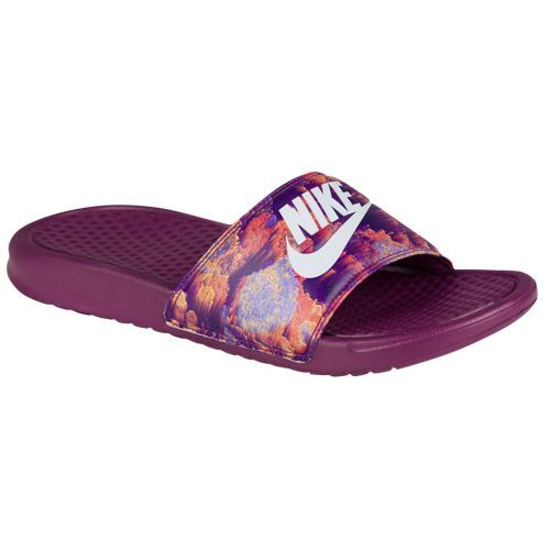 Nike Benassi JDI Slide - Women s(this style in this color or black and white)  size 7 046b958ea2