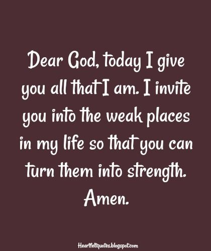 Prayer Quotes Fair 10 Prayers For Strength During Difficult Times Pinteresting . Inspiration Design
