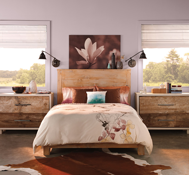 Color Advice Soft Blush Tones Colorfully BEHR in 2020