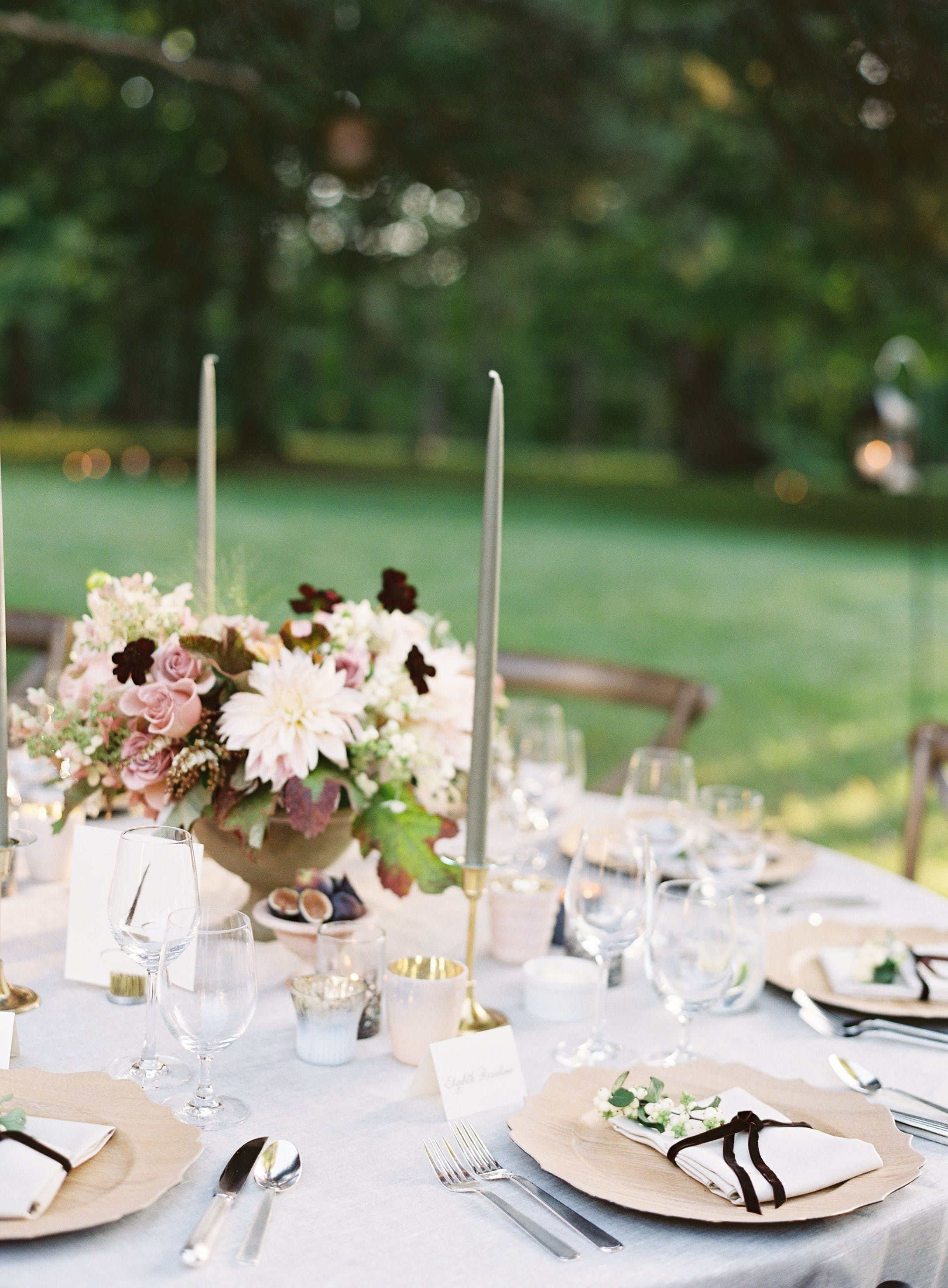 This Alfresco Wedding Came Together In Under 12 Weeks -
