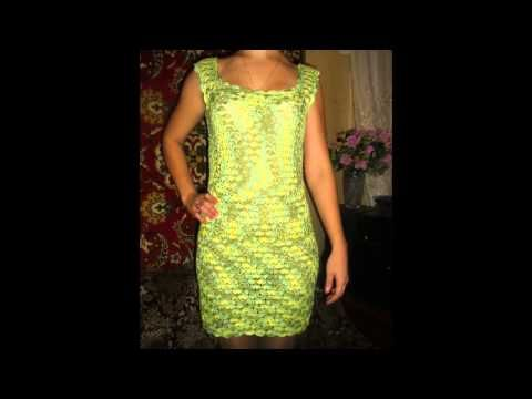 Blusa crochet trenzada para verano - YouTube