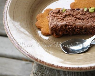 Chocolate Nutella Semifreddo